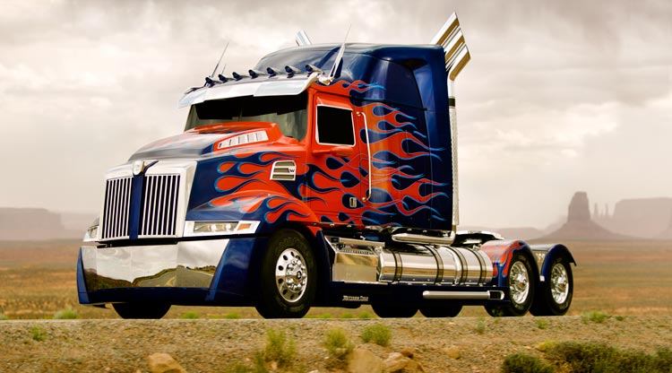 Transformers 4: La era de la extincin foto imagen de la
