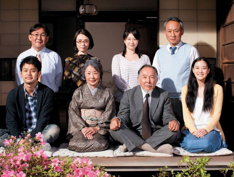 Una familia de Tokio - fotograma de la película