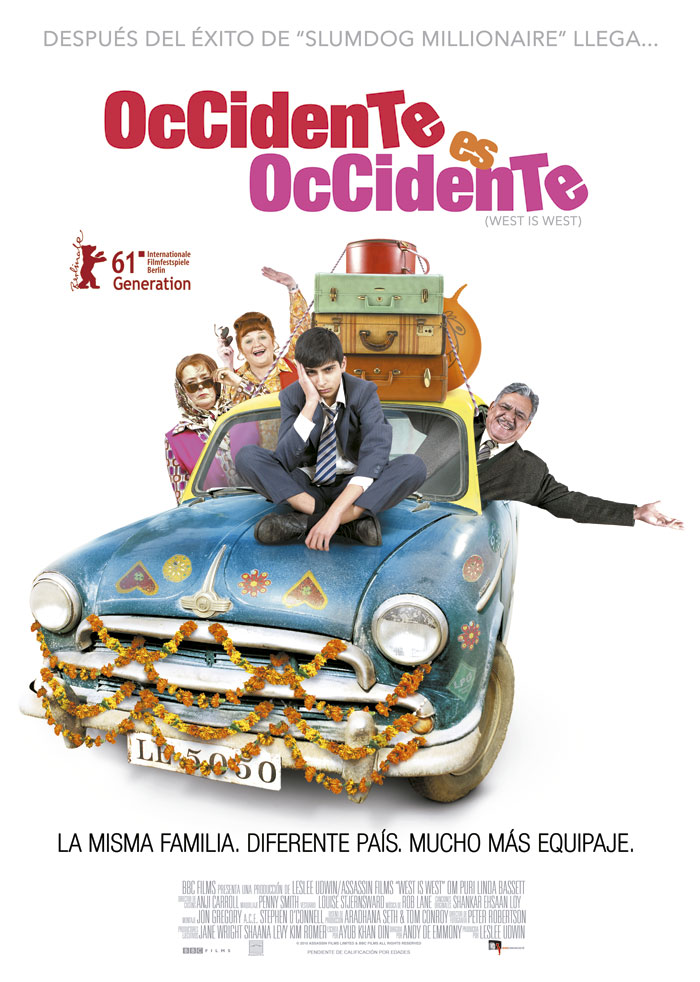 Occidente es occidente (Estreno 2014) - 1080p BR-Scr - ONLINE