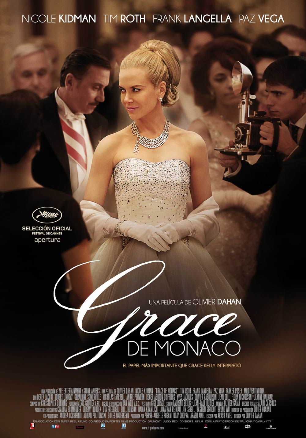 Grace de Mónaco - cartel final
