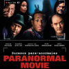 Paranormal movie cartel reducido