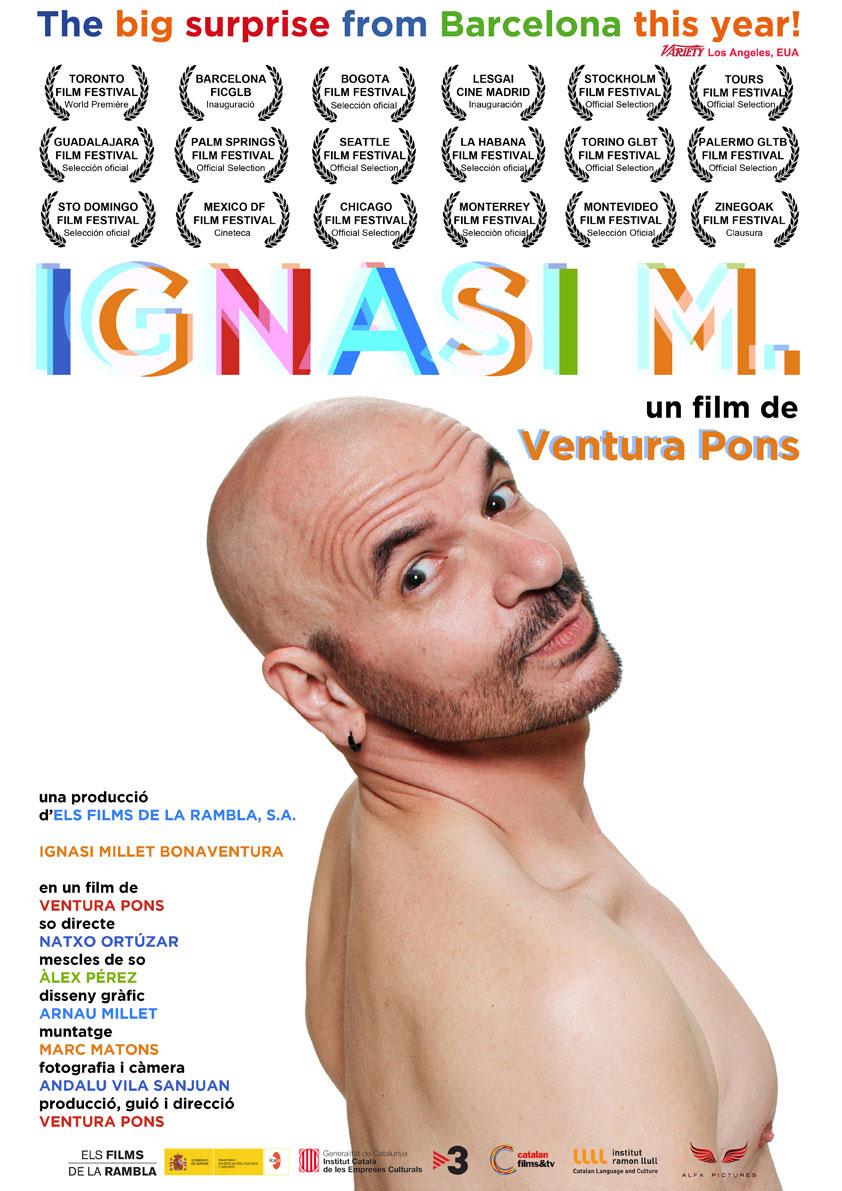 """""""Ignasi M."""", un documental de Ventura Pons sobre el amor a la vida."""