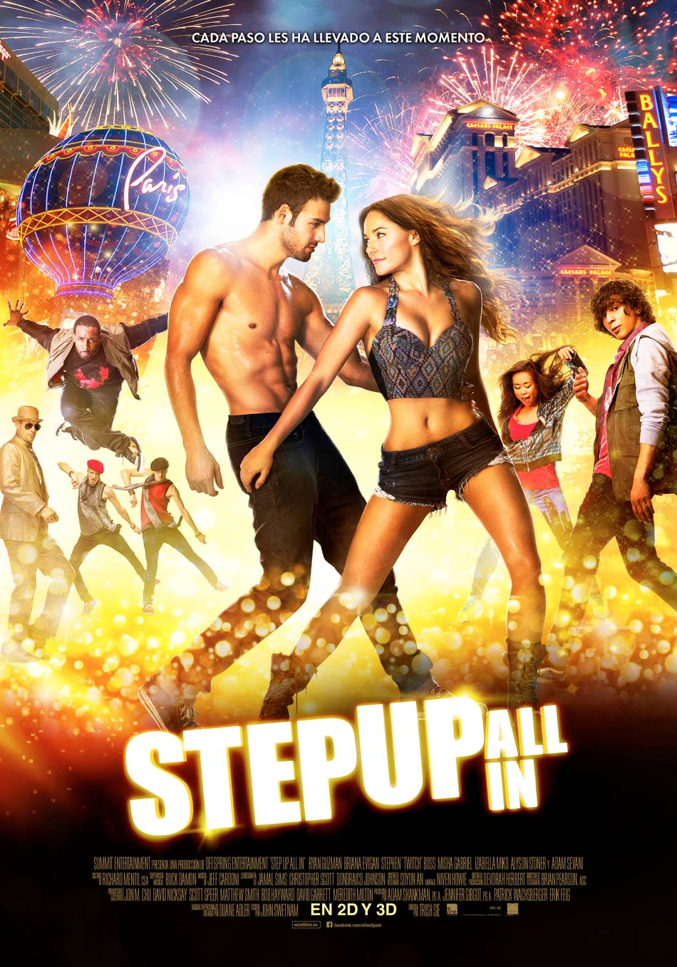 Step up All in - cartel