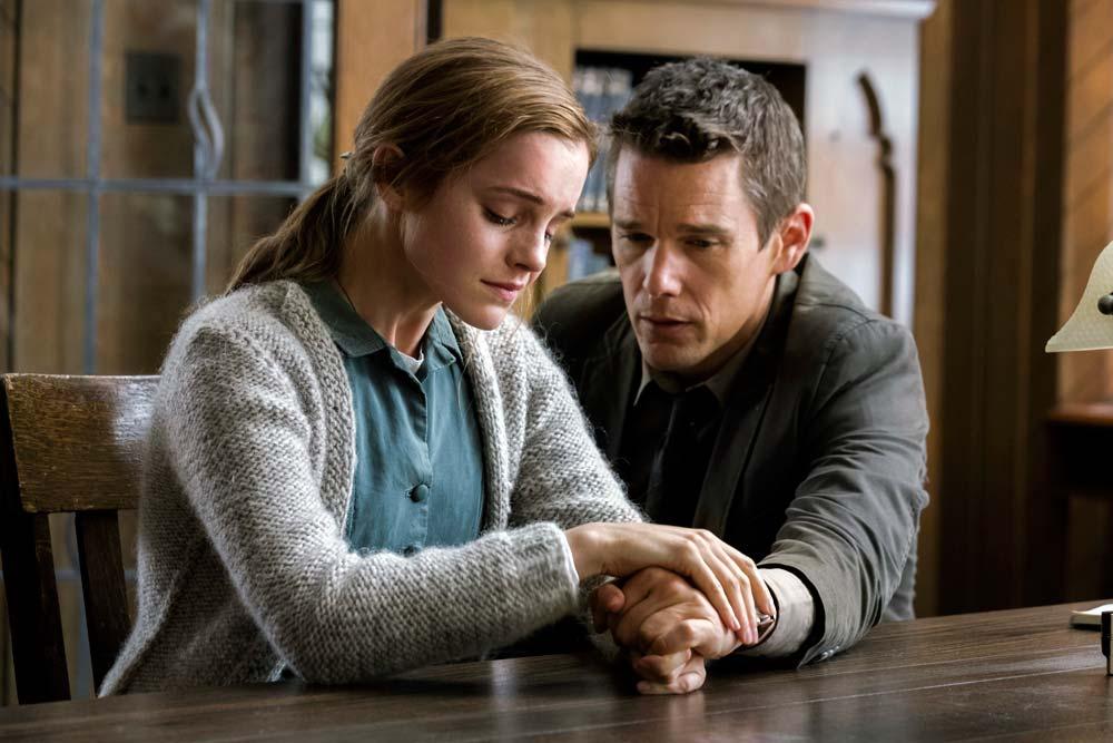 Regresión - fotograma de la película
