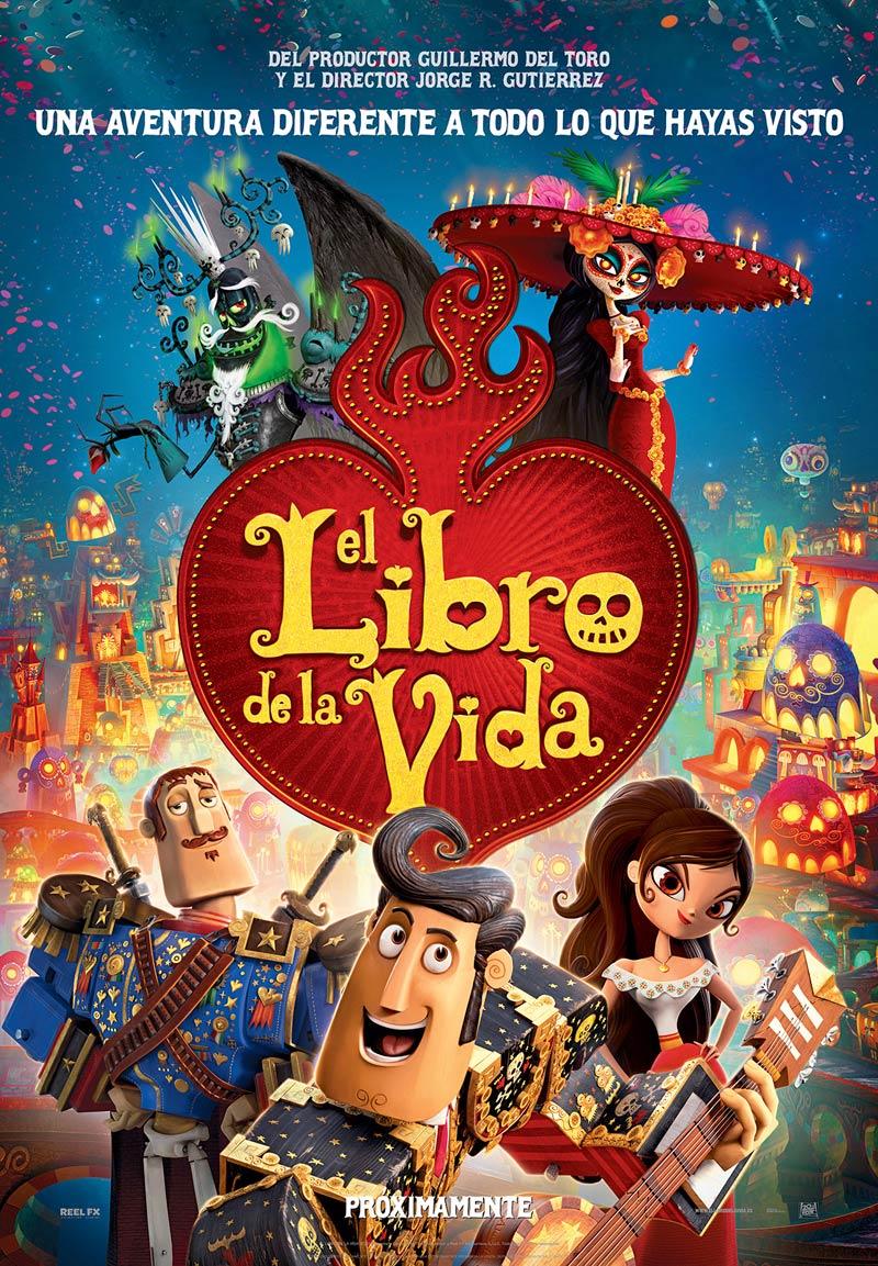 Ver Pelicula El Libro De La Vida Pelicula Completa | newhairstylesformen2014.com