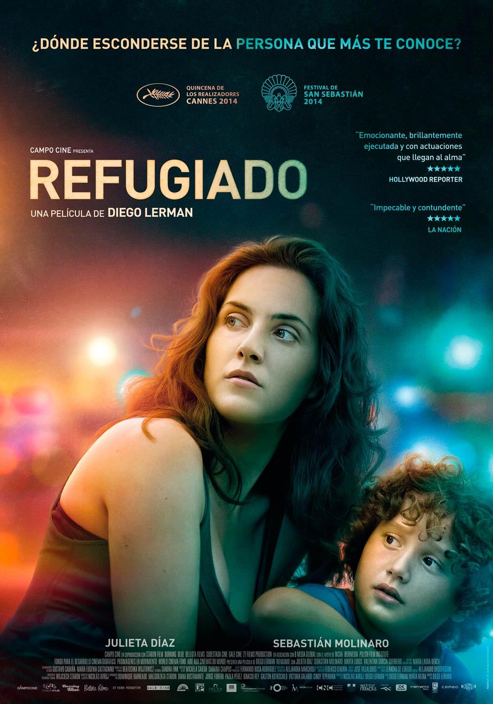 Ver Refugiado Online (2014) Gratis HD Pelicula Completa
