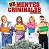 De-mentes criminales - cartel reducido