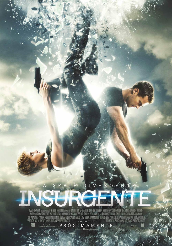 La serie divergente: Insurgente cartel de la película 16