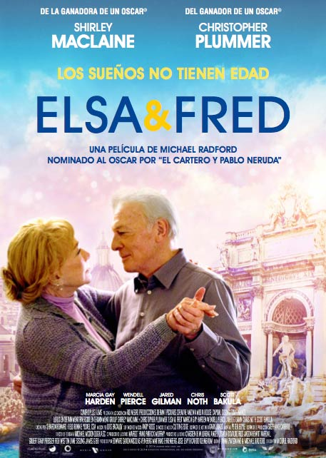 Elsa & Fred - cartel
