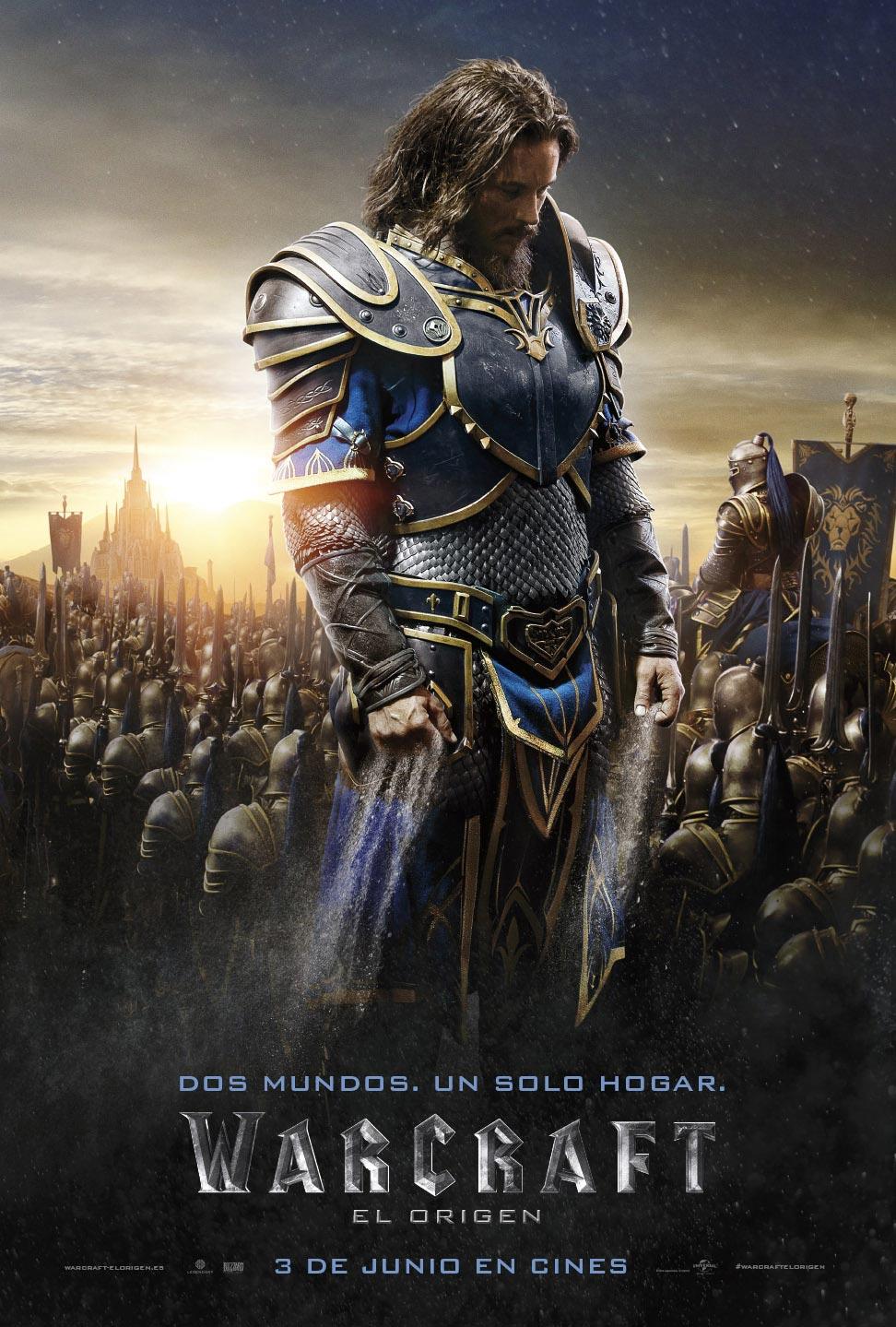 WARCRAFT: El origen Warcraft_el_origen-cartel-6820