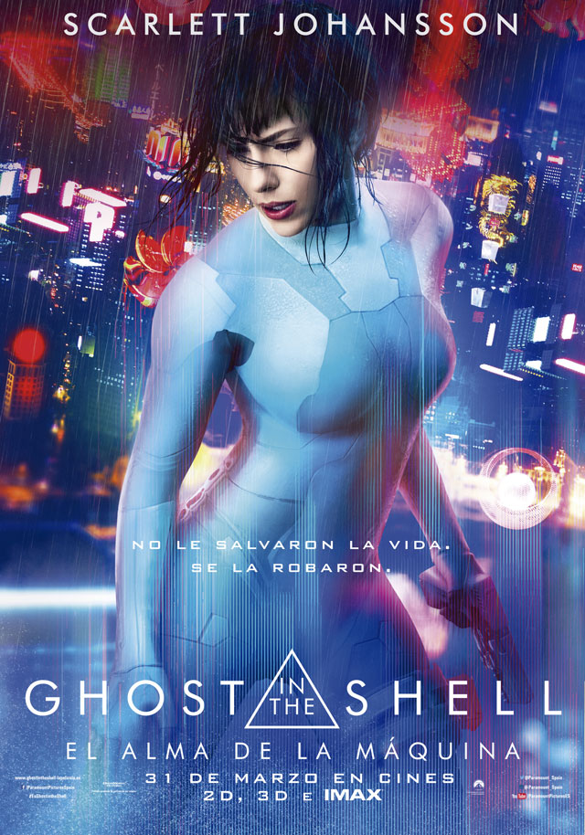 Ghost in the shell - cartel final