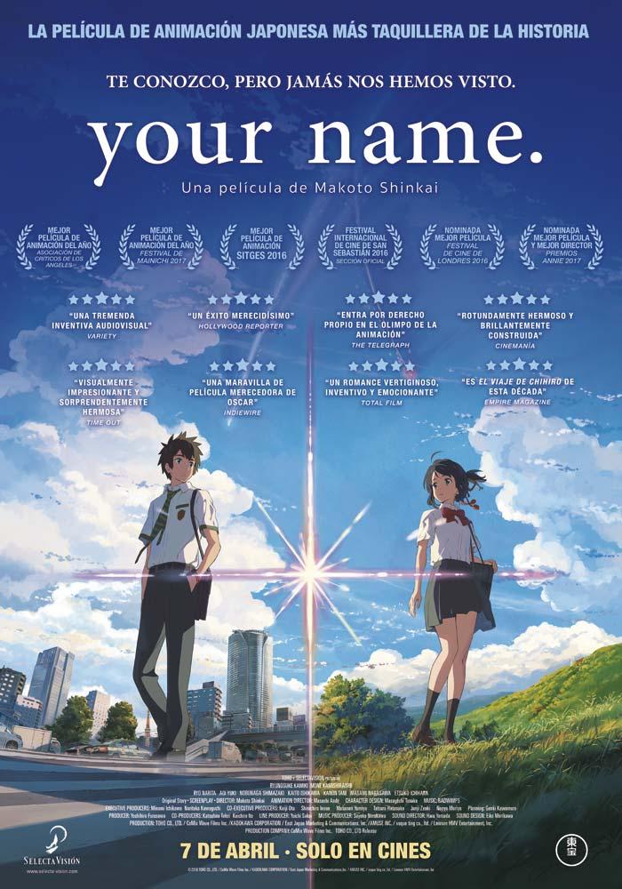 El Cine de Animación Japonés - Página 2 Your_name_-cartel-7373