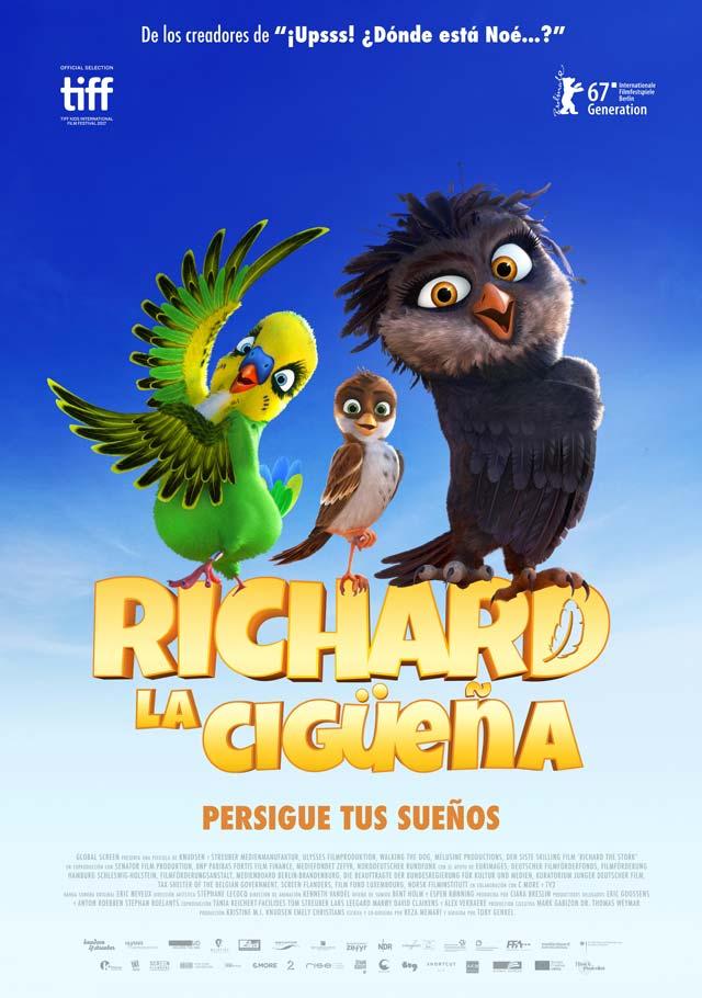 Resultado de imagen de RICHARD LA CIGUEÑA CARTEL