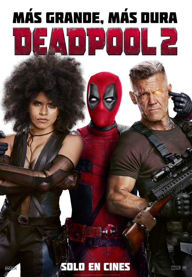Deadpool 2 - cartel final