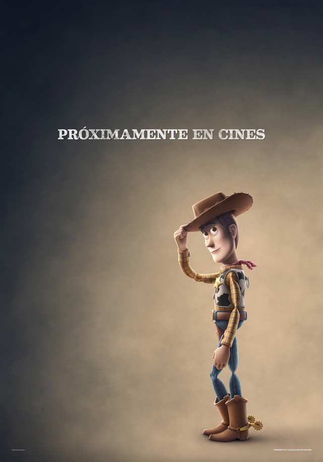 Toy story 4 - cartel teaser