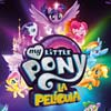 My little pony: La película cartel reducido