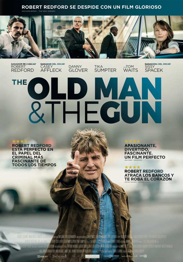 The old man and the gun - cartel