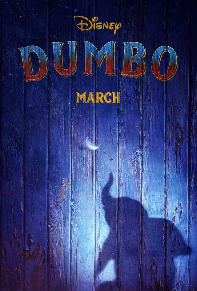 Dumbo - cartel teaser