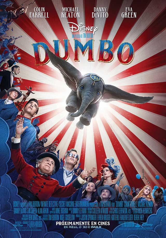 Dumbo - cartel