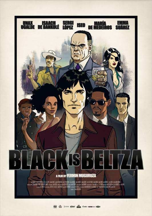 Black is Beltza - cartel