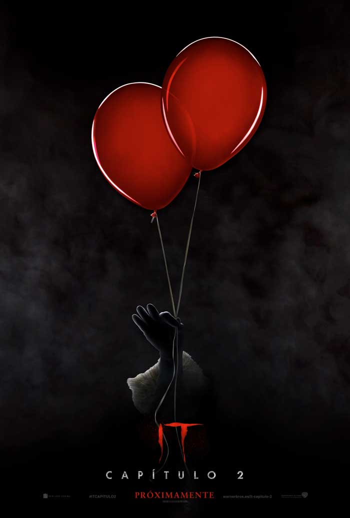 It: Capítulo 2 - cartel teaser