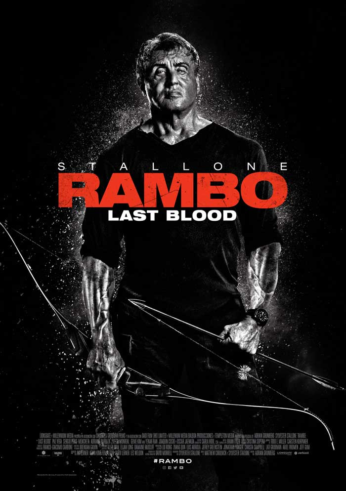 Rambo: Last Blood - cartel