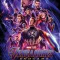 Vengadores: Endgame - cartel reducido