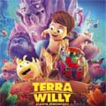 Terra Willy: Planeta desconocido cartel reducido