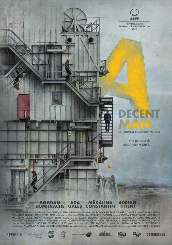 A decent man - cartel