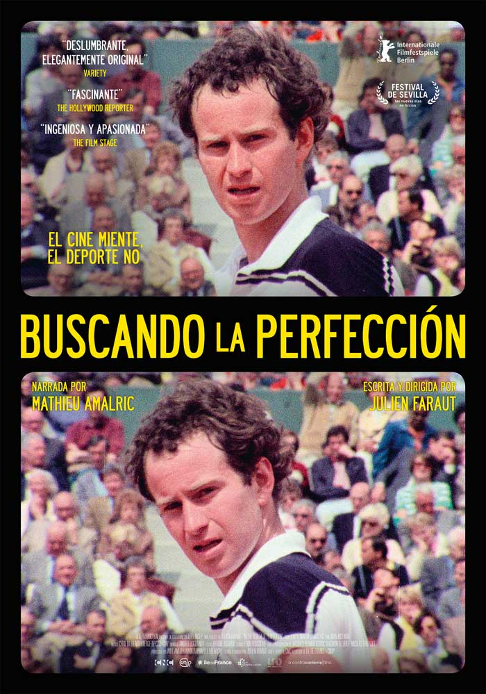39 buscando la perfecci n 39 la c mera i la raqueta per quim for Cartellera teatre barcelona