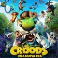 Los croods: Una nueva era - cartel reducido