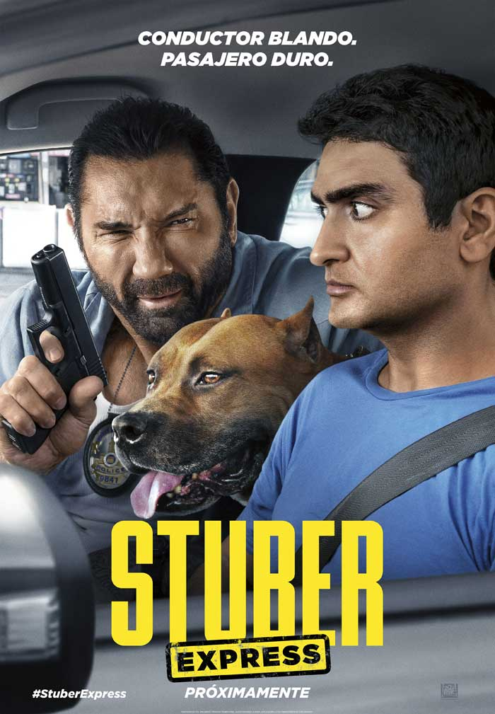 Stuber express - cartel