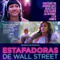 Estafadoras de Wall Street - cartel reducido