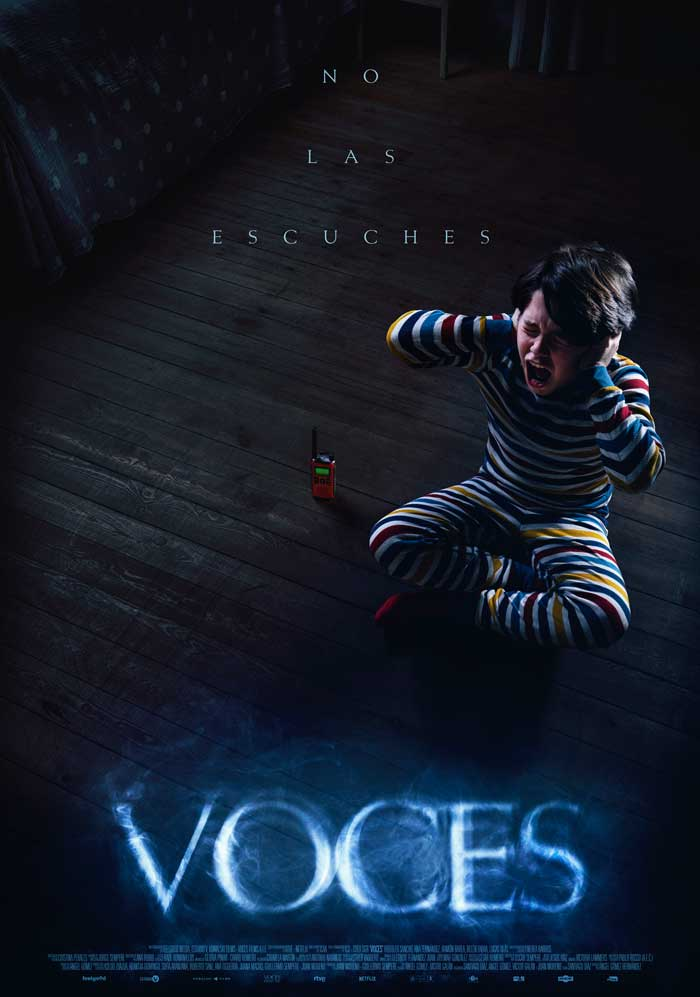Voces - cartel