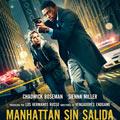 Manhattan sin salida - cartel reducido