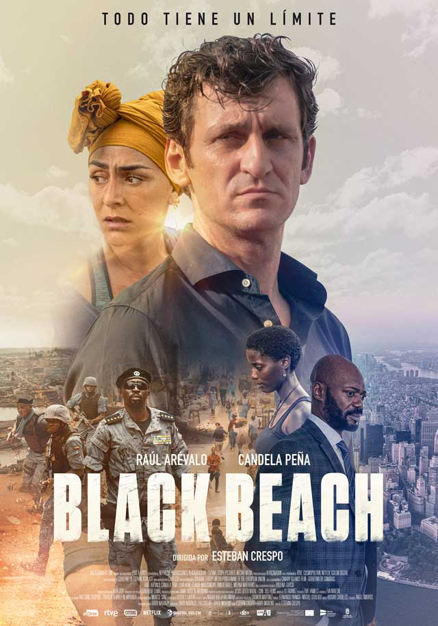 Black beach - cartel