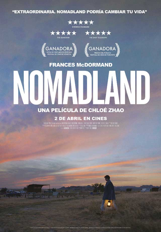 Últimas películas que has visto (las votaciones de la liga en el primer post) - Página 12 Nomadland-cartel-9737