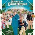 Misterio en Saint-Tropez - cartel reducido