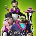 La familia Addams 2 - cartel reducido