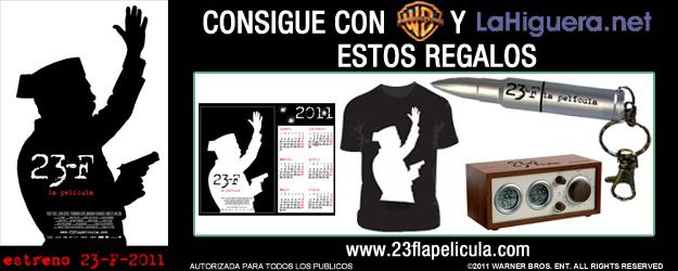 Info concurso 23-F