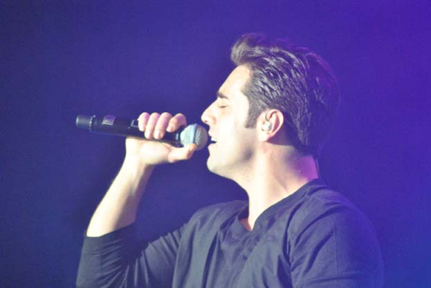 David Bustamante en Madrid 3