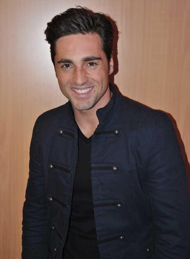 David Bustamante (2) por David Vidal
