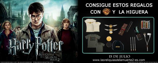 Info Harry Potter 7.2