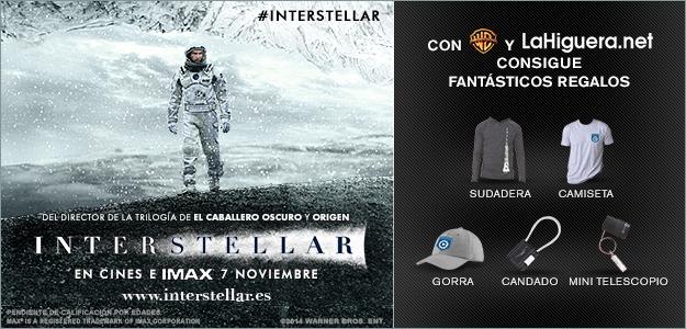 Info concurso Interstellar