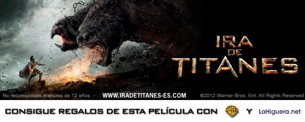 Info Ira de titanes