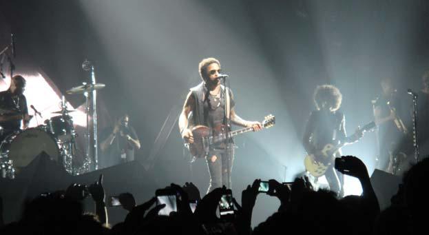 Lenny Kravitz en Barcelona 2012 1