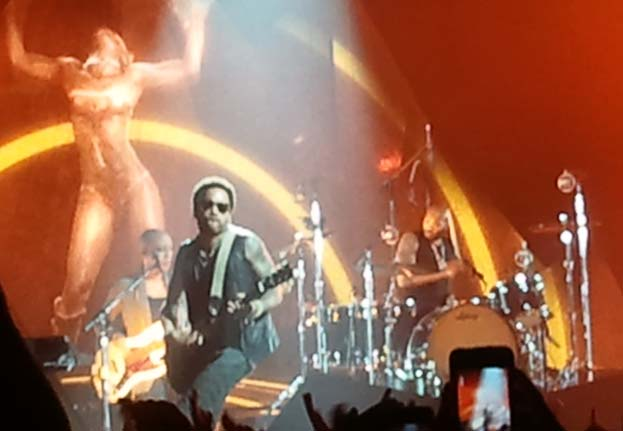 Lenny Kravitz en Barcelona 2012 4