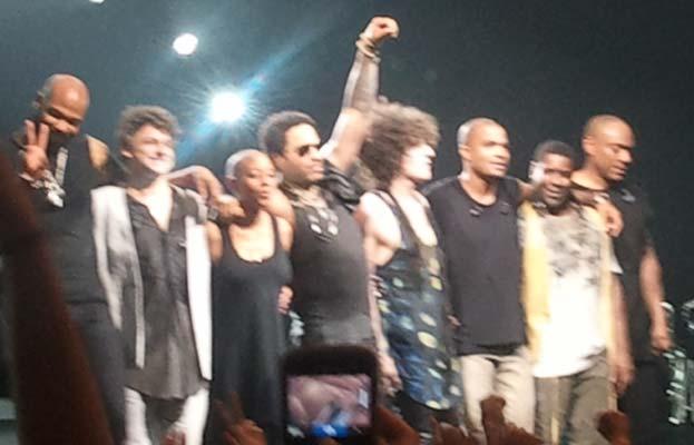 Lenny Kravitz en Barcelona 2012 5