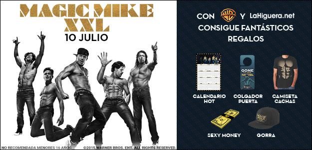 Info concurso Magic Mike XXL