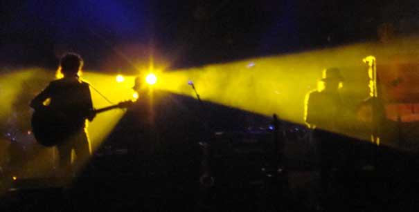 Pereza en el Leon Arena 01 - 12 de febrero de 2010